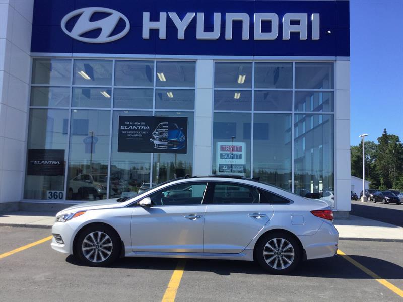 2016 Hyundai Sonata 4dr Sdn 2.4L Auto #OS60058