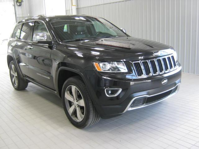 Jeep Grand Cherokee 2016 Limited #A4754