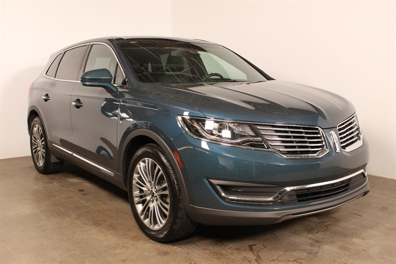 Lincoln MKX 2016 AWD  #71642A