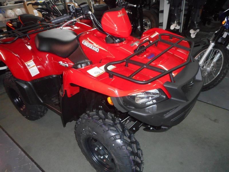 Suzuki king quad 750 2018