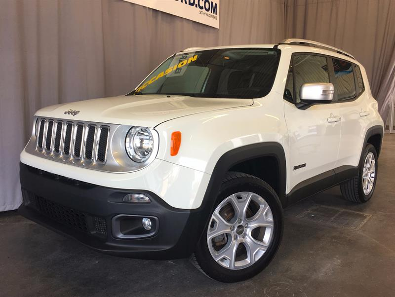 Jeep Renegade 2015 4WD 4dr Limited #60545B