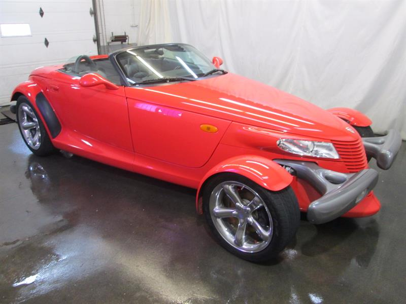 Plymouth Prowler 1999 2dr Roadster #7-0807