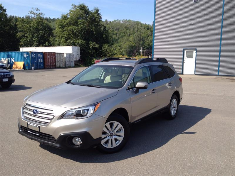 2016 Subaru Outback CVT Touring w/Tech Used for sale in