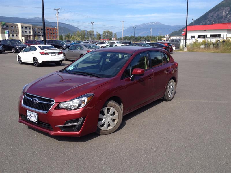 2016 Subaru Impreza 5dr HB CVT 2.0i #17060-0b