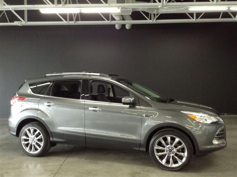 Ford Escape 2014 AWD ECOBOOST TOIT PANORAMIQUE MAGS CHRÔMÉS ET + #A5054