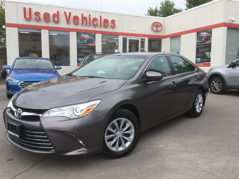 2015 Toyota Camry LE BACKUP CAM, BLUETOOTH, KEYLESS ENTRY #L6626