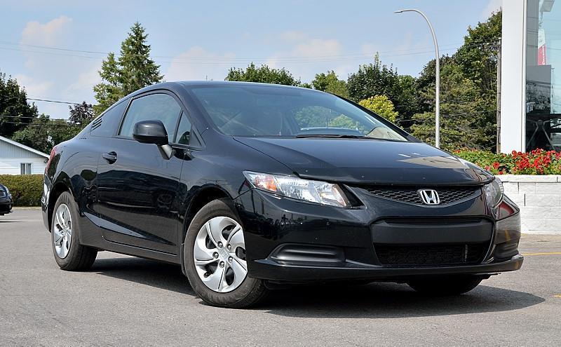 Honda Civic Coupe 2013 LX #171320B