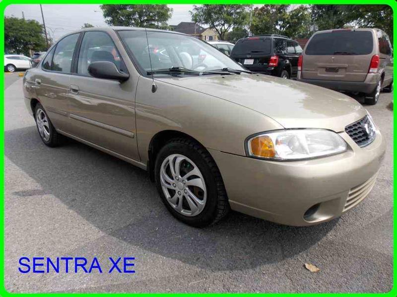 Nissan Sentra 2003 XE #370592A
