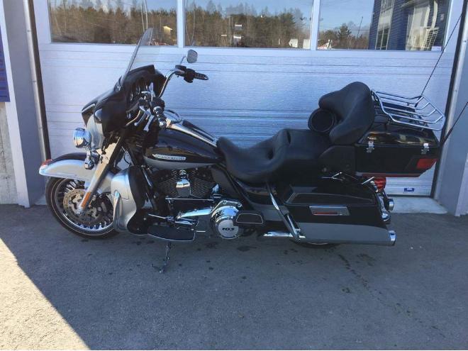 Harley Davidson FLHTK 2012