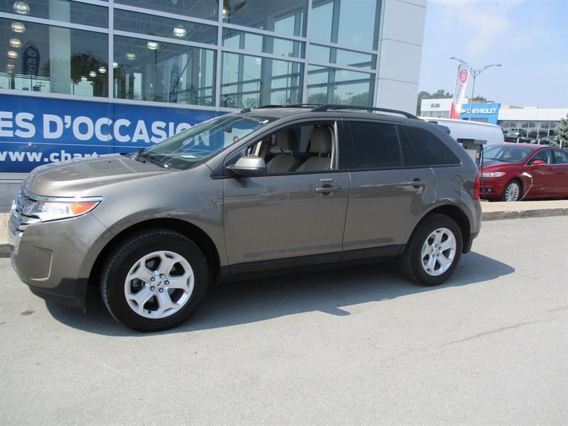 2013 Ford EDGE SEL FWD #1722821