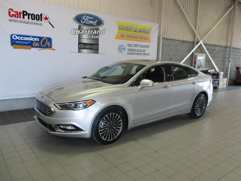 Ford Fusion SE 2017 UN MUST - FAUT VOIR #62509