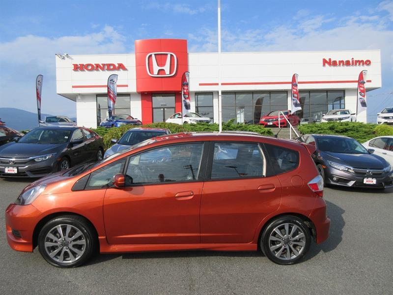 2013 Honda FIT 5dr HB Man Sport #H3087