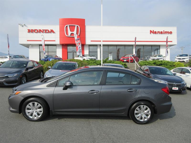 2012 Honda Civic Sdn 4dr Man LX #H15773A