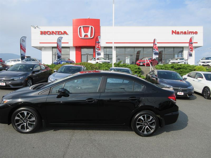 2014 Honda Civic Sedan 4dr CVT EX #H15583A