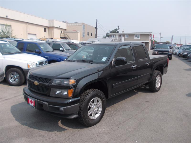 2012 Chevrolet Colorado 4WD Crew Cab 126.0 LT #B0190