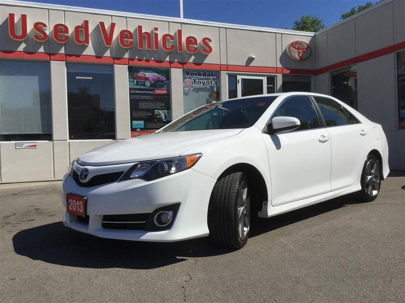 2013 Toyota Camry SE, POWER GROUP, BACK UP CAMERA, BLUETOOTH #L6535