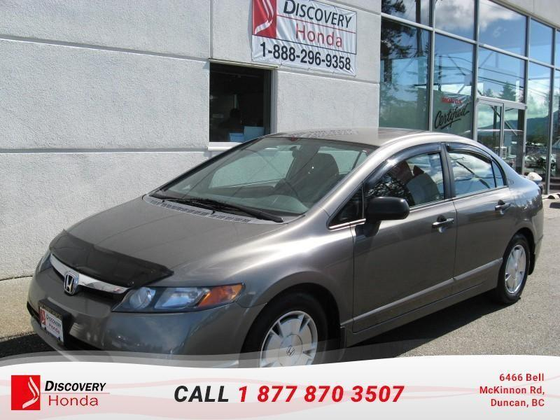 2008 Honda Civic Sedan DX-G  - local #17-160A