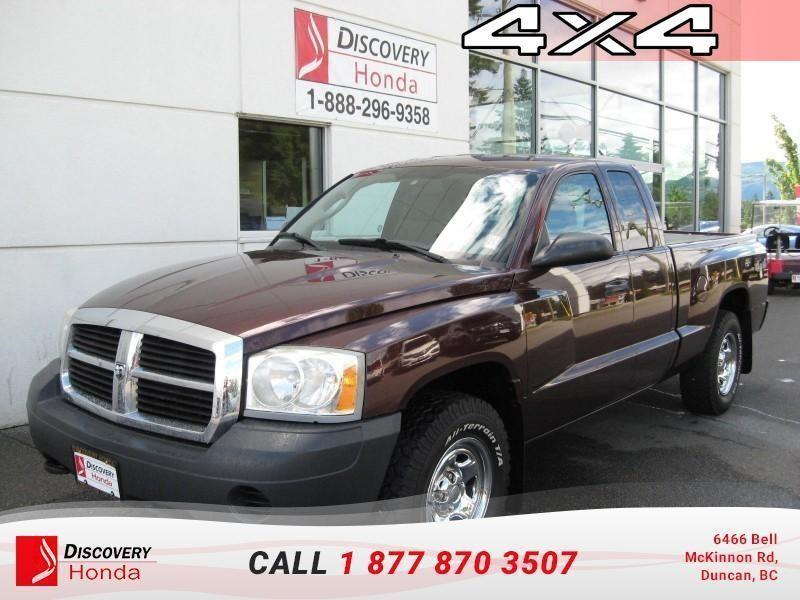 2005 Dodge Dakota ST Club Cab 4WD  - local  #17-146A