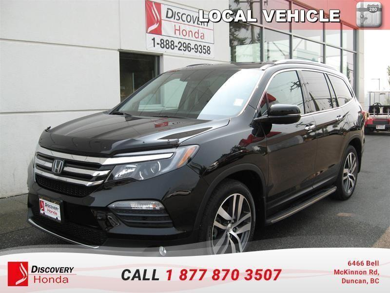 2016 Honda Pilot Touring  - local - Sunroo #B2596