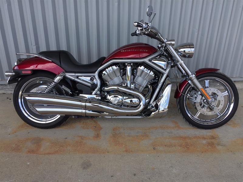 Harley Davidson VRSCR 2004