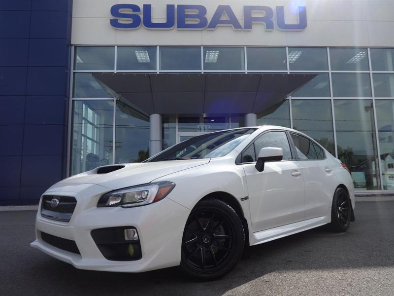 Subaru Wrx 2015 TOIT OUVRANT Sport #17-237A