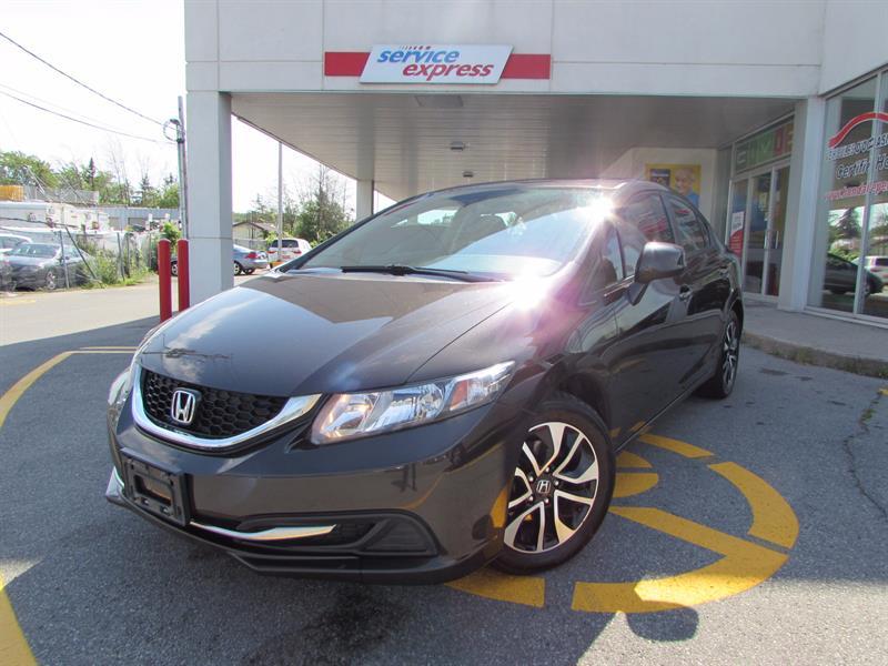 Honda Civic Sdn 2013 4dr Auto EX TOIT OUVRANT  #44181