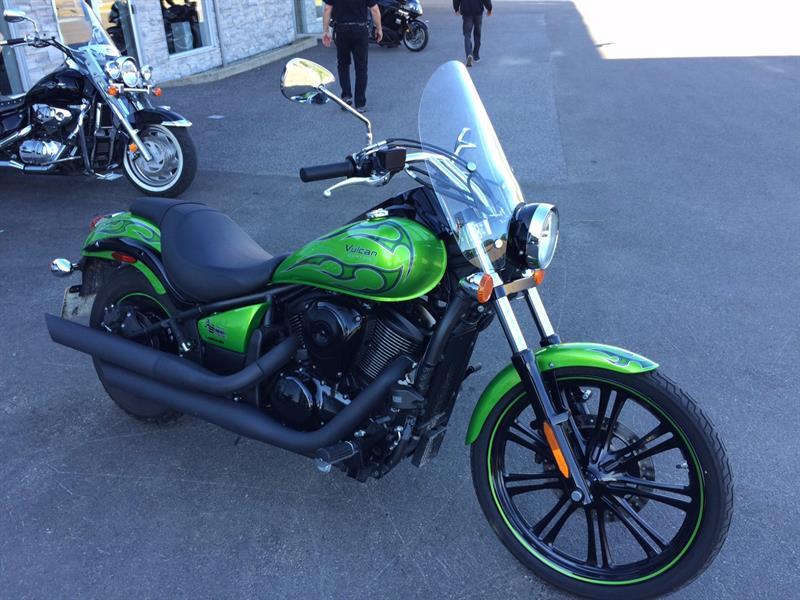 Kawasaki Vn900b 2014