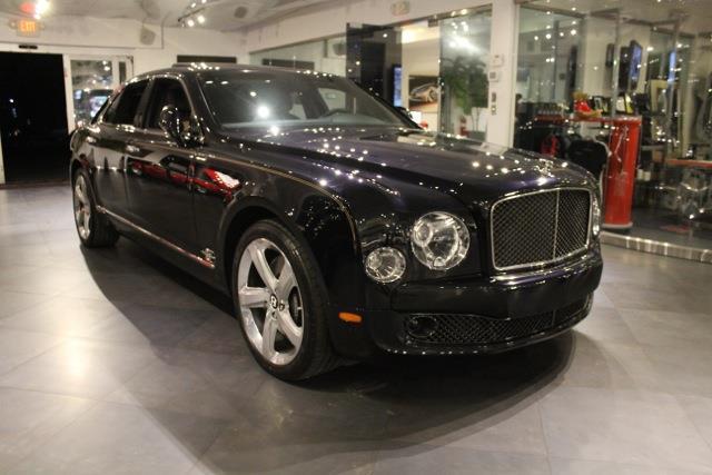 Bentley Mulsanne 2016 SPEED V12 #A6381