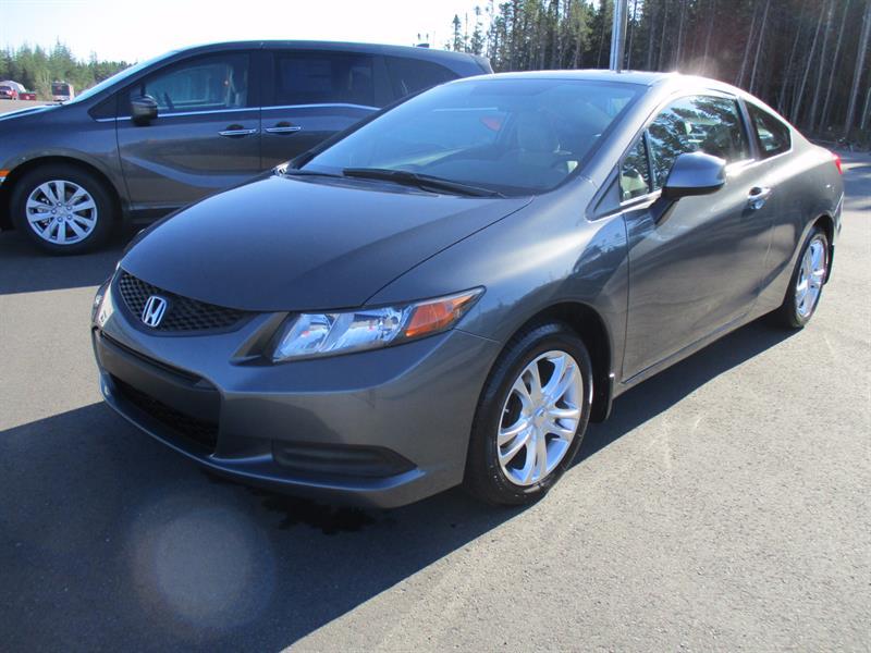 2012 Honda Civic Cpe 2dr Auto LX #H17302A