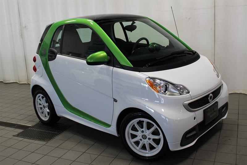 Smart fortwo 2014 electric drive cpé WOW BAS KILO #U17-308