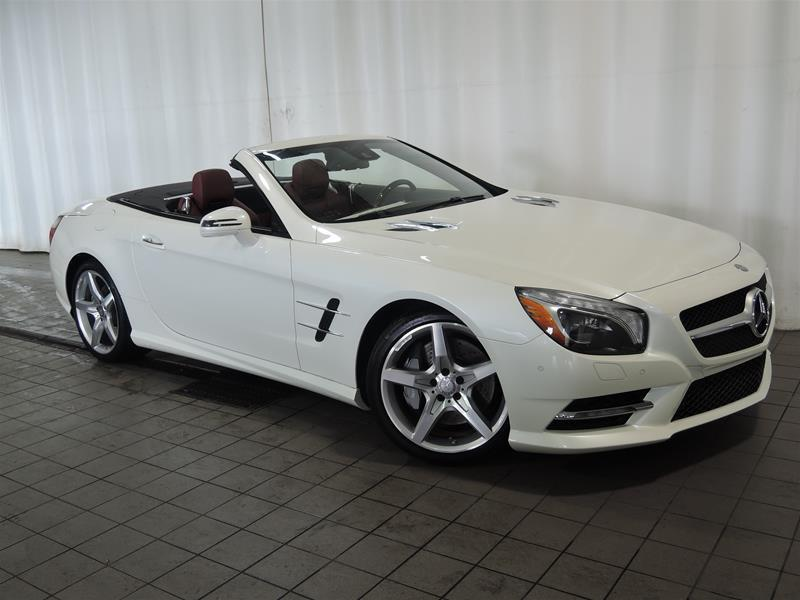 Mercedes-Benz SL550 2013 Roadster MAGIC SKY CONTROL #U17-315