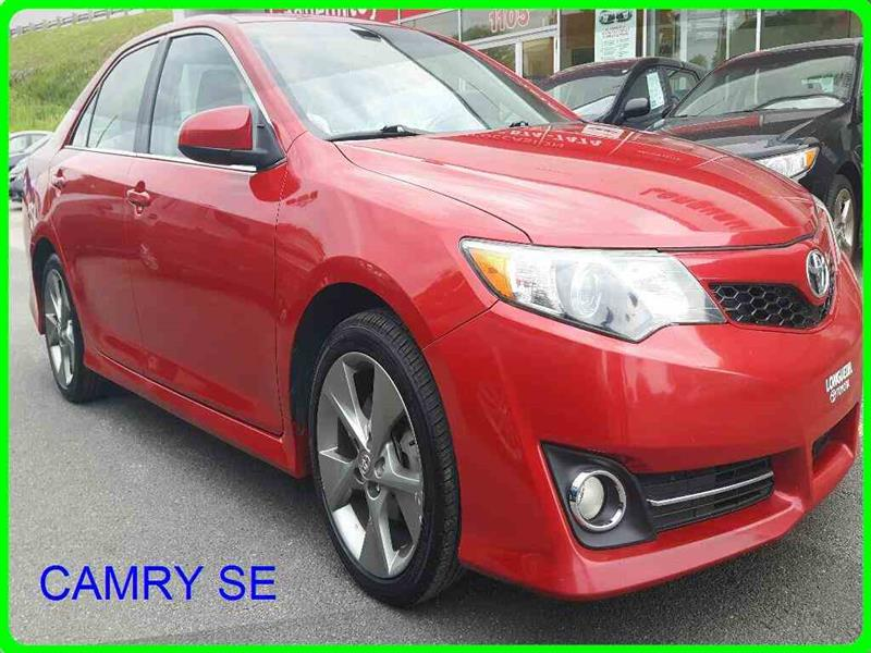 Toyota CAMRY SE 2012 TOIT OUVRANT MAGS #11472A