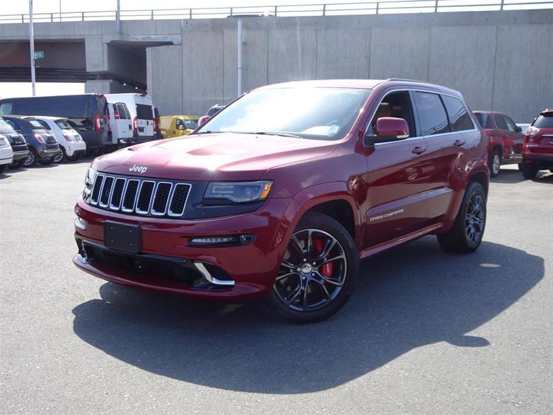 2015 Jeep Grand Cherokee SRT #17C59B