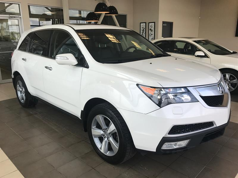 Acura MDX 2012 ** GROUPE TECHNOLOGIE ** #PU5437