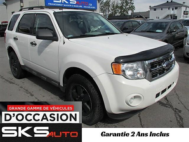 Ford Escape 2010 4x4 (GARANTIE 2 ANS INCLUS) VEHICULE D'OCCASION #SKS-3773-01