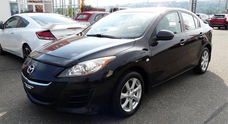 Mazda MAZDA3 2010 4dr Sdn #U4678A