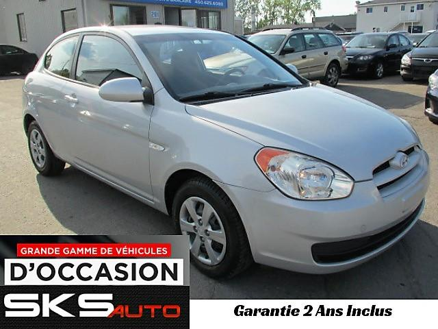 Hyundai Accent 2008 (GARANTIE 2 ANS INCLUS) VEHICULE D'OCCASION #SKS-3641-05