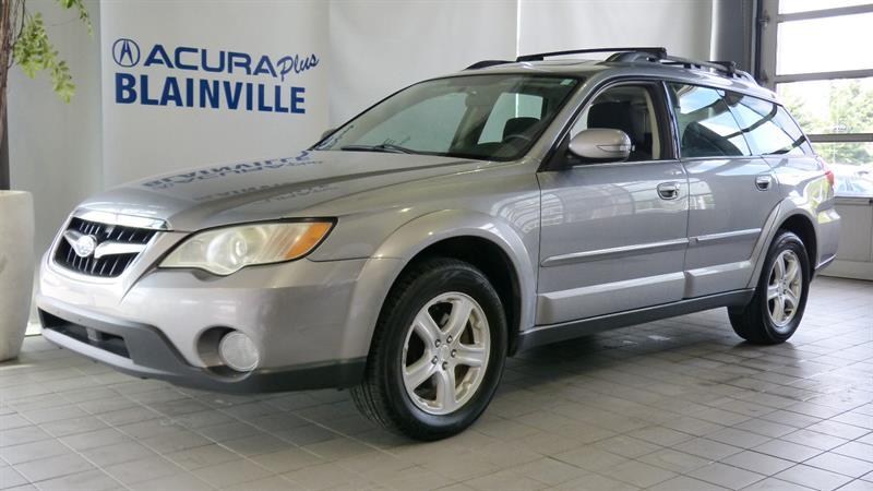 Subaru Outback-Legacy 2009 Wgn Auto 2.5i ** PZEV ** #A74533
