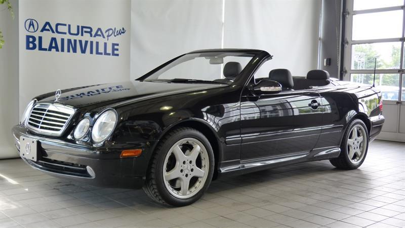 Mercedes-Benz CLK-Class 2002 55 AMG ** CONVERTIBLE ** #B77552
