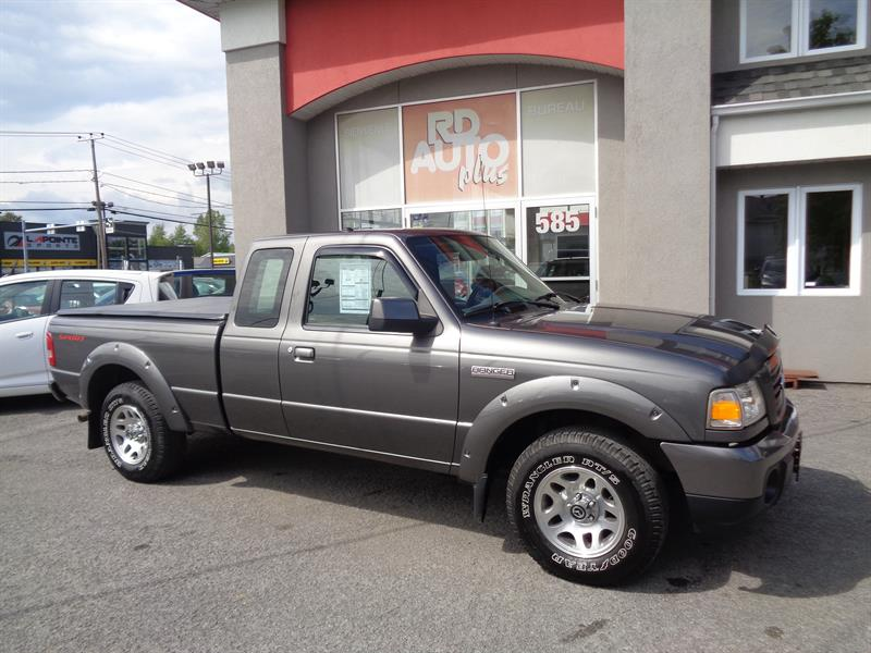 Ford Ranger 2009 2WD SuperCab 126 #9148