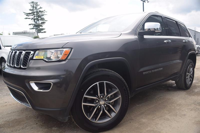 Jeep Grand Cherokee 2017 Limited*TOIT*CAMÉRA*AWD* #P3879