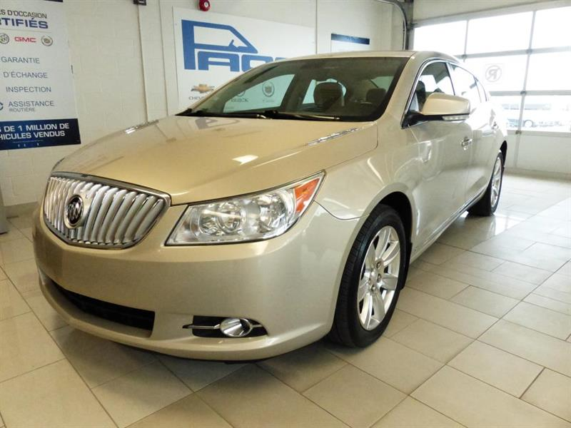 Buick LaCrosse 2012 TRACTION INTÉGRALE (AWD) #74103A