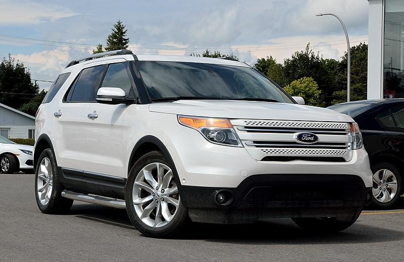 Ford Explorer TOIT MAGS 2015 Limited #U-0578A