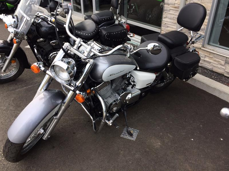 honda shadow shadow aero 750 2014 occasion vendre chateau richer as moto. Black Bedroom Furniture Sets. Home Design Ideas