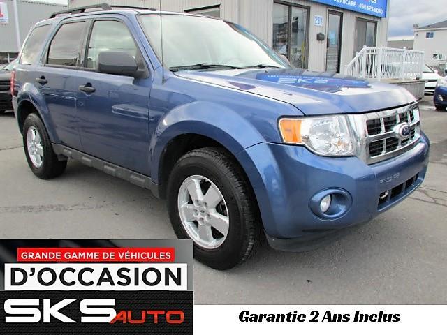 Ford Escape 2010 XLT (GARANTIE 2 ANS INCLUS) VEHICULE D'OCCASION #SKS-3709-05