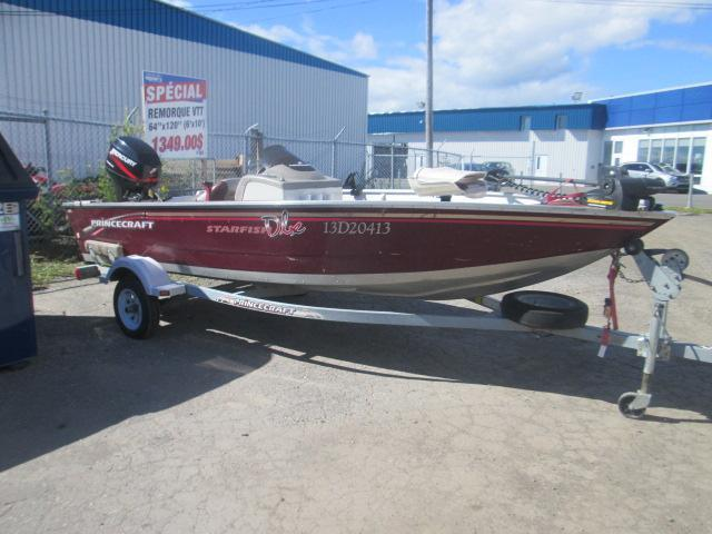 Princecraft STARFISH 16 DLX 2001
