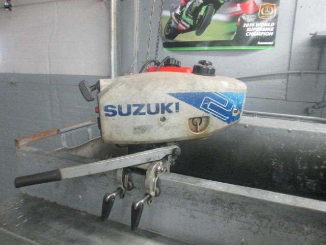 Suzuki 2 HP 1900