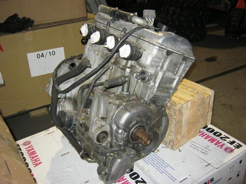 Yamaha RX-1 2004