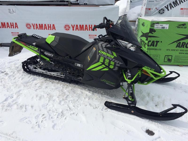 Arctic Cat XF8000 CROSS COUNTRY 2017