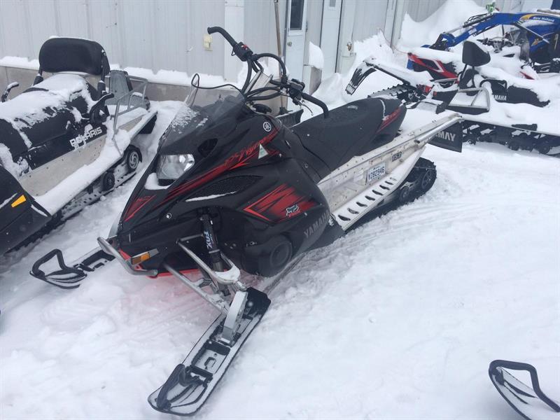 Yamaha FX nytro MTX 2011